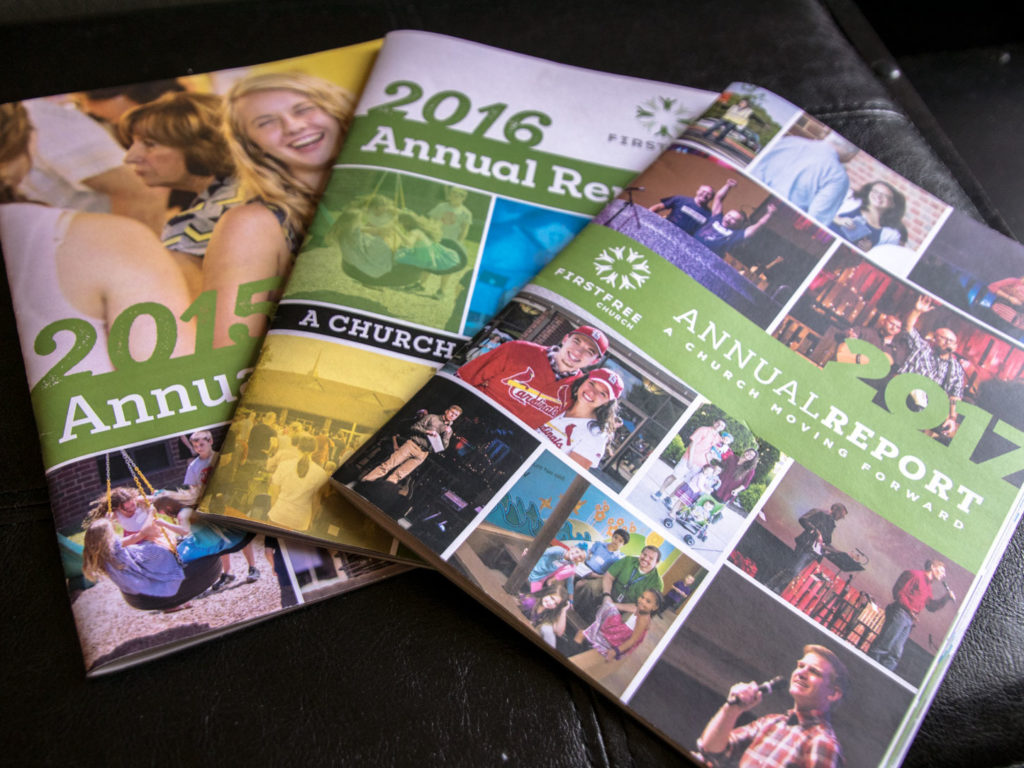 First Free Annual Report