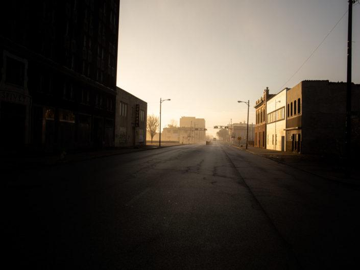 East St. Louis Fog